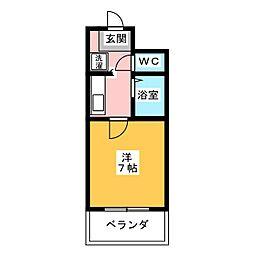 昭善ビル[3階]の間取り