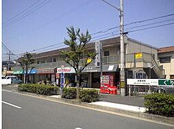 西田ハイツ[0203号室]の外観