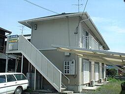 ジュネス千代崎[2階]の外観