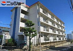 青山パークマンション[1階]の外観