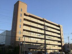 大阪府八尾市中田1丁目の賃貸マンションの外観
