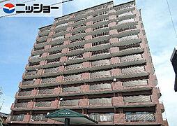 愛知県豊橋市船町の賃貸マンションの外観