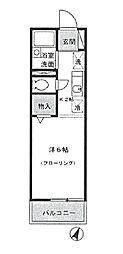 平山城址公園駅 3.7万円