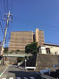 ライオンズヒルズ牛田早稲田[5階]の外観