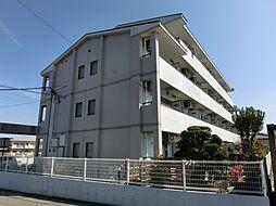 アザレアハイツ江崎[1階]の外観