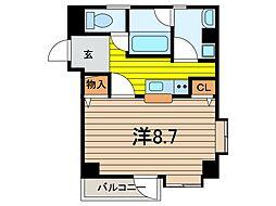 PRIMAVER[3階]の間取り