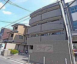 京都府京都市上京区西今出川町の賃貸マンションの外観