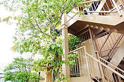 岡山県岡山市北区舟橋町の賃貸マンションの外観