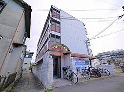 奈良県奈良市南京終西町の賃貸マンションの外観