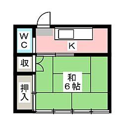 新検見川駅 2.2万円