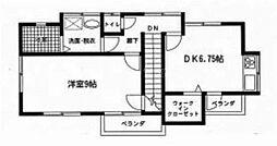 フォートジュピター[2階]の間取り