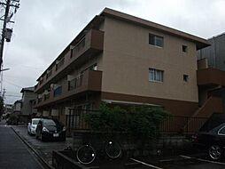 コーポ広栄[3階]の外観