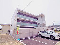 広島県広島市南区東青崎町の賃貸マンションの外観