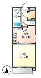 will Do 太閤通[5階]の間取り