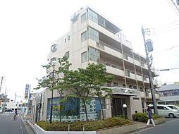 メゾンドベール早稲田II[402号室]の外観