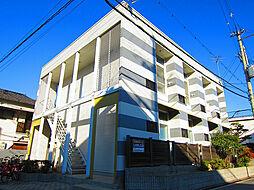大阪府大阪市住吉区山之内1丁目の賃貸アパートの外観