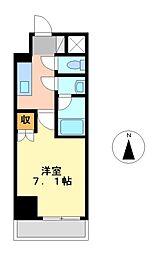 スペーシア栄[8階]の間取り