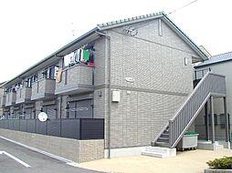 アムール西桂[1階]の外観