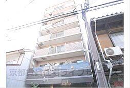 なかよしマンション四条大宮[402号室]の外観