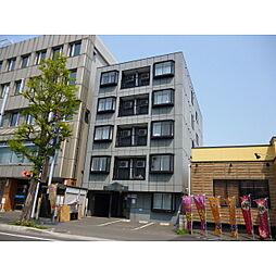 北海道札幌市中央区南七条西10丁目の賃貸マンションの外観
