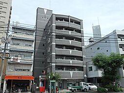 広島県広島市西区中広町1丁目の賃貸マンションの外観