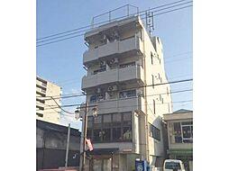 青梅ベルフラワー[4階]の外観