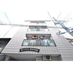 大阪府大阪市北区長柄中2丁目の賃貸マンションの外観