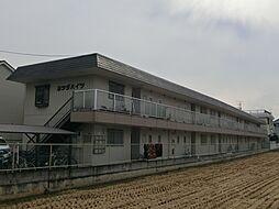ヨシダハイツ[2階]の外観