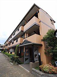 大阪府摂津市東正雀の賃貸マンションの外観