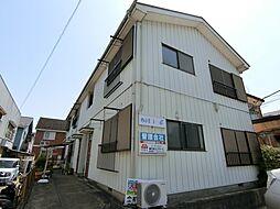 布川コーポ[101号室]の外観