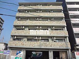 メゾンエルブロック[2階]の外観
