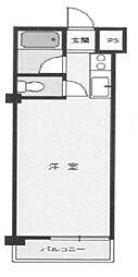 タカラ豊田ホームズ[5階]の間取り