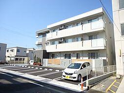 広島県福山市東手城町3の賃貸アパートの外観