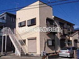 神奈川県伊勢原市伊勢原4丁目の賃貸アパートの外観
