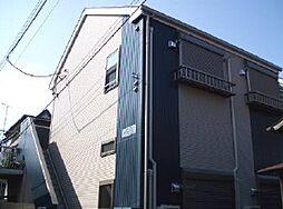 神奈川県横浜市神奈川区西寺尾3の賃貸アパートの外観