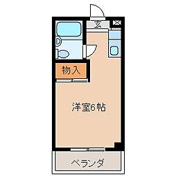 江戸橋駅 2.2万円