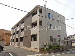 JR山陽本線 西広島駅 徒歩13分の賃貸アパート
