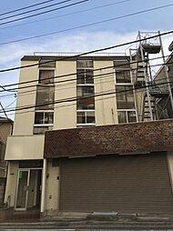 東京都港区高輪4丁目の賃貸マンションの外観