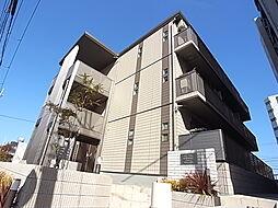 兵庫県明石市小久保2丁目の賃貸マンションの外観