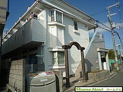ハイツ藤井寺[2階]の外観