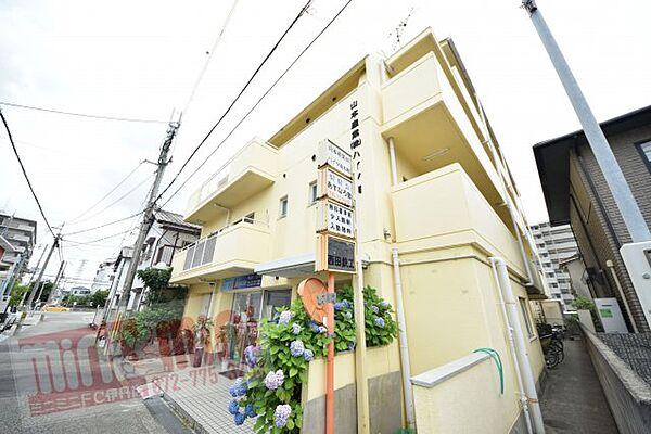 兵庫県伊丹市南本町6丁目の賃貸マンション