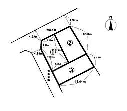 山科区音羽伊勢宿町 建築条件付き売地 1号地
