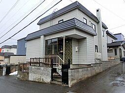 [一戸建] 北海道札幌市西区西野六条10丁目 の賃貸【/】の外観