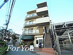 兵庫県神戸市灘区山田町3丁目の賃貸マンションの外観