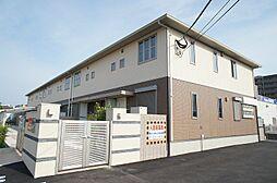 福岡県福岡市東区三苫5丁目の賃貸アパートの外観