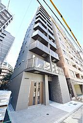 東京都中央区日本橋箱崎町の賃貸マンションの外観写真