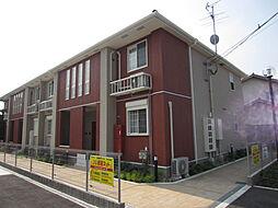 大阪府岸和田市流木町の賃貸アパートの外観