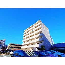 静岡県焼津市駅北の賃貸マンションの外観