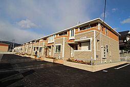佐賀県三養基郡基山町大字園部の賃貸アパートの外観