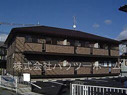 セジュールMI[2階]の外観